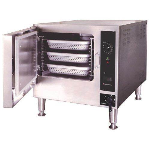 Cleveland Counter Top SteamChef SST Convection Steamer Gas 22CGT3