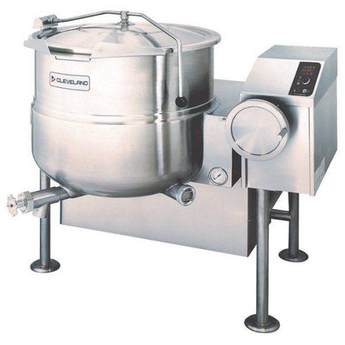 Cleveland Gas Tilting 40 Gallon Steam Kettle KGL40T