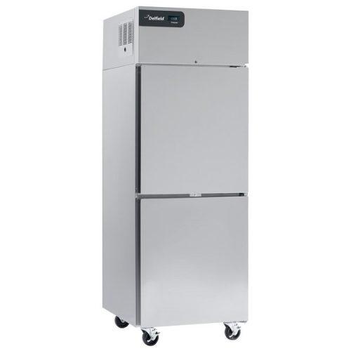 Delfield One Door Two Section Reach-In Freezer GBF1P-SH