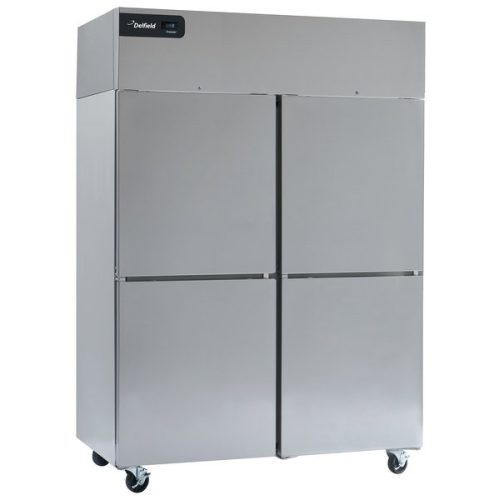 Delfield Two Door Four Section Reach-In Freezer GBF2P-SH