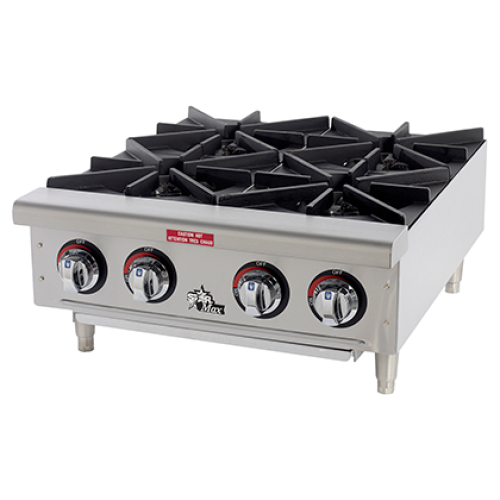 Star-Max® Gas Hot Plate 604HF