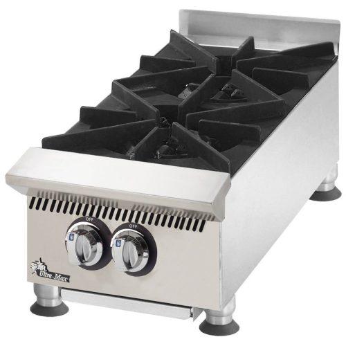 Star Ultra-Max® Gas Hot Plates 802HA