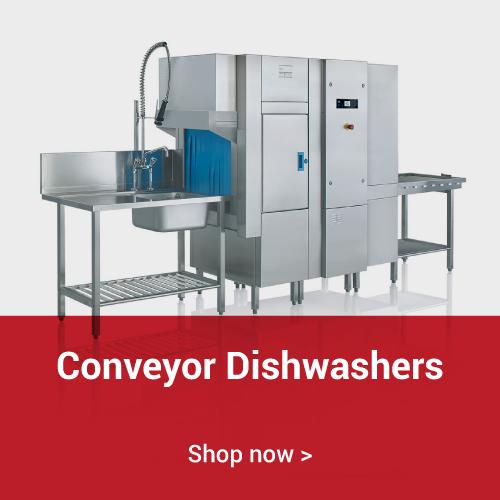 Conveyor Dishwashers