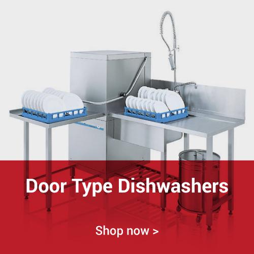 Door Type Dishwashers