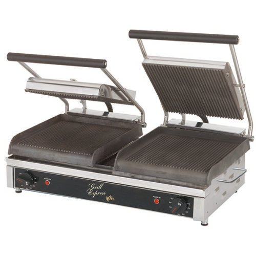 Star Grill Express™ 20″ Twin Grooved Sandwich Grill GX20IG