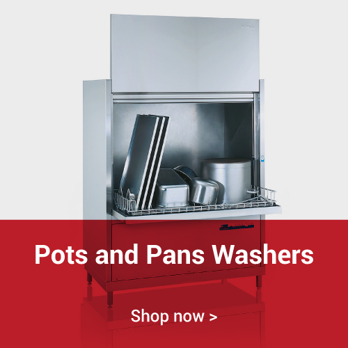 Pot and Pan Washers
