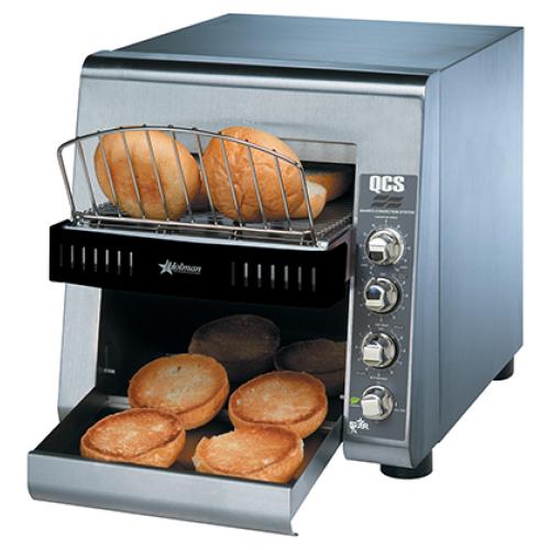 Star® Compact Conveyor Bun Toaster QCS2-600H