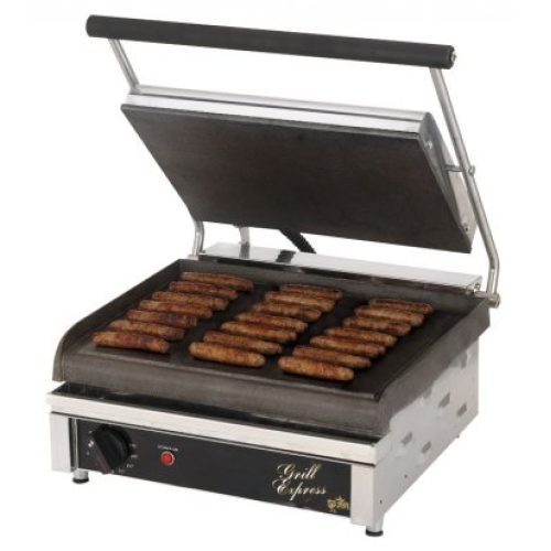 Star Grill Express™ 16″ Smooth Sandwich Grill GX14IS