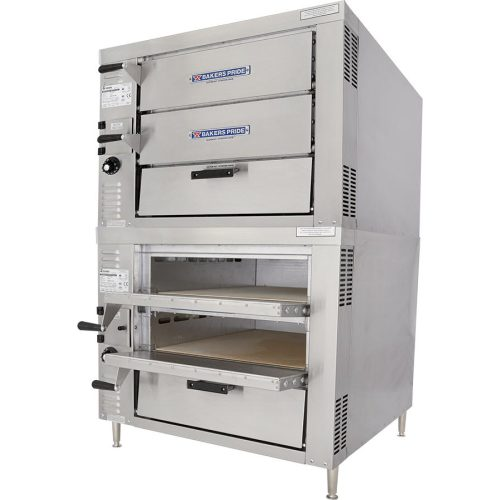 Bakers Pride GP52 Gas Pizza and Baking Oven