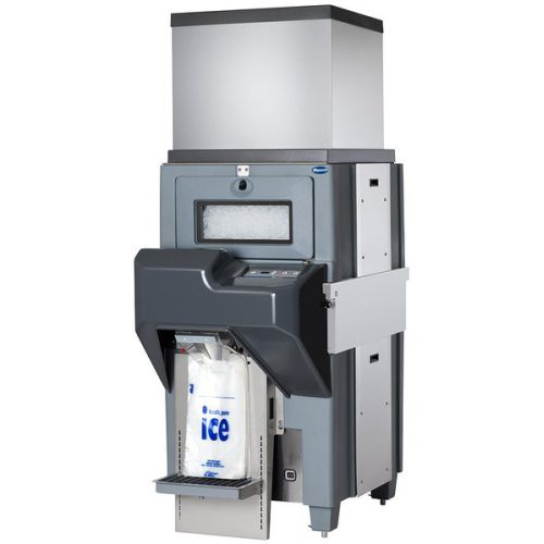 Follett 650lb Automatic Ice Bagging and Dispensing System DB650SA