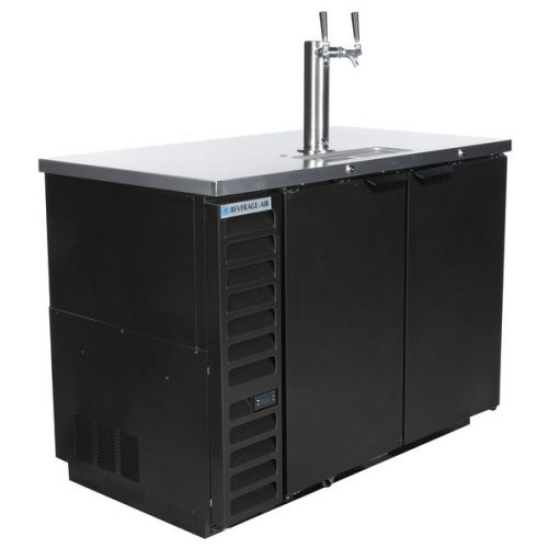 Beverage Air Beer Dispenser DD50HC-1-B