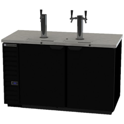 Beverage Air Beer Dispenser DD58HC-1-B