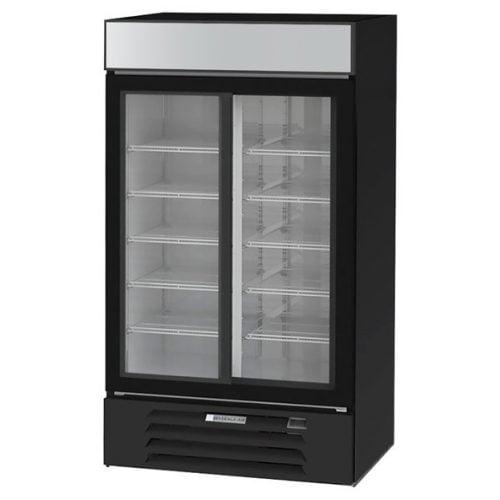 Beverage Air Glass Door Merchandiser MMR38HC-1-B