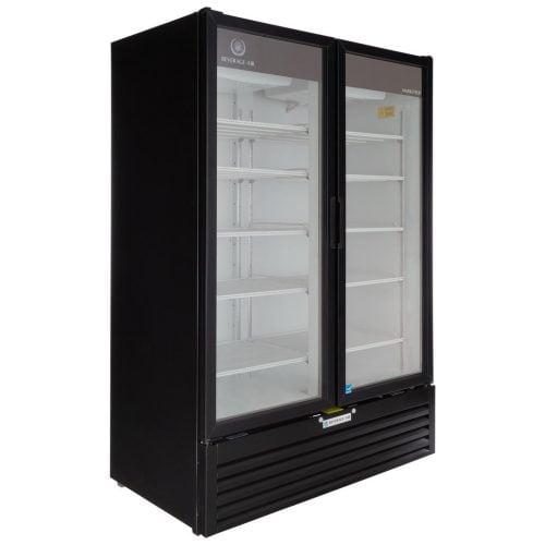 Beverage Air Glass Door Merchandiser MT53-1B
