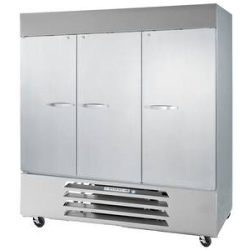 Beverage Air Three Door Reach-In Freezer FB72HC-5S