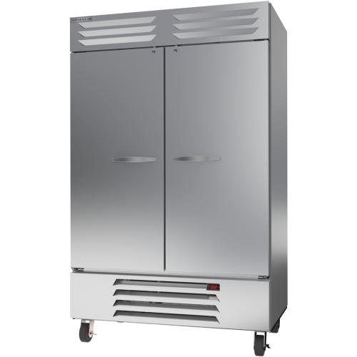 Beverage Air Two Door Reach-In Freezer FB49HC-1S