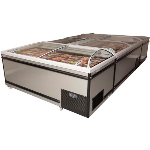 Novum Horizontal Display Freezer Grand Cayman (End Case)