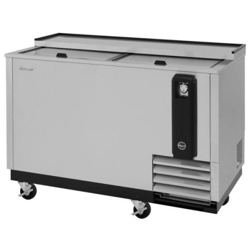 Turbo Air Two Lid Bottle Cooler TBC-50SD-N6