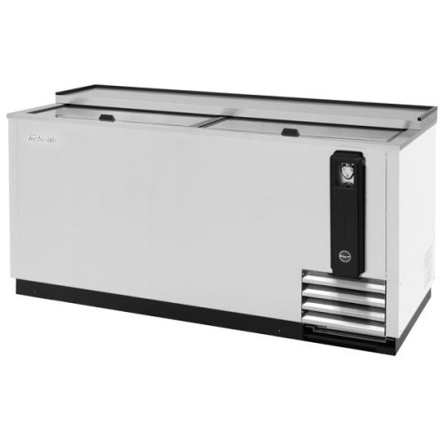 Turbo Air Two Lid Bottle Cooler TBC-65SD-N6