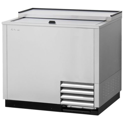 Turbo Air Two Lid Glass Froster TBC-36SD-GF-N