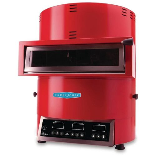 Turbochef Ventless High-speed Impingement Oven Fire