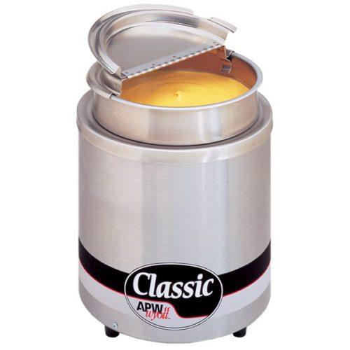 APW Wyott Classic Insulated Round Warmer RW-1V