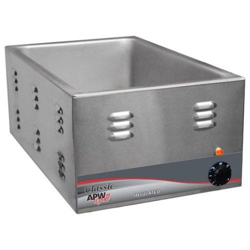 """APW Wyott X*PERT™ Series Classic Insulated 12"""" x 20"""" Warmer W-3Vi"""