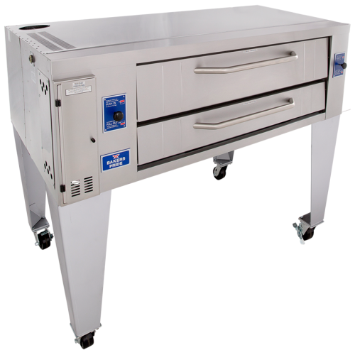 Bakers Pride® Extra-wide Gas Pizza Oven Y-600