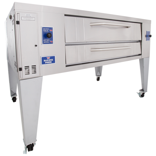 Bakers Pride® Extra-wide Gas Pizza Oven Y-800