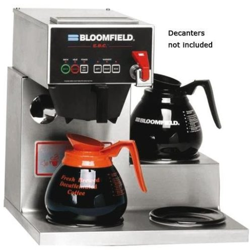 Bloomfield 3-Warmer Stepped Right Automatic Coffee Brewer 4A-8572D3F-120V