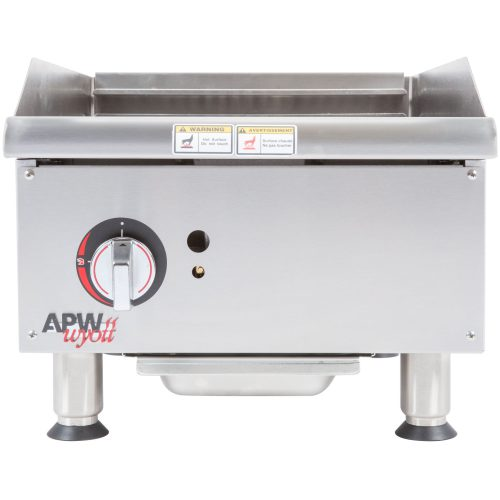 APW Wyott Gas Radiant Charbroiler GCB-18i