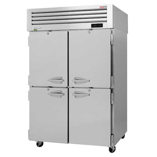 Turbo Air Reach-in Two Section Freezer PRO-50-4F-N