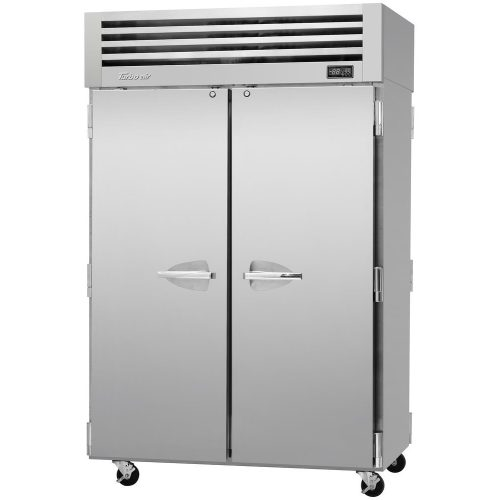 Turbo Air Reach-in Two Section pass-thru refrigerator PRO-50R-PT-N