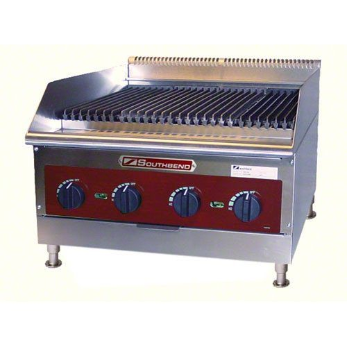 """Southbend 24"""" Countertop Charbroiler HDC‐24"""
