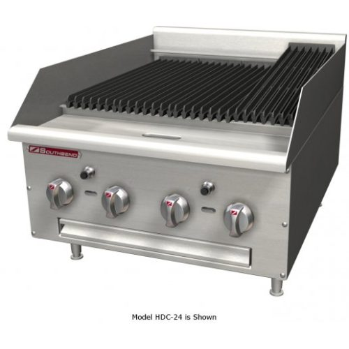 """Southbend 36"""" Countertop Charbroiler HDC‐36"""