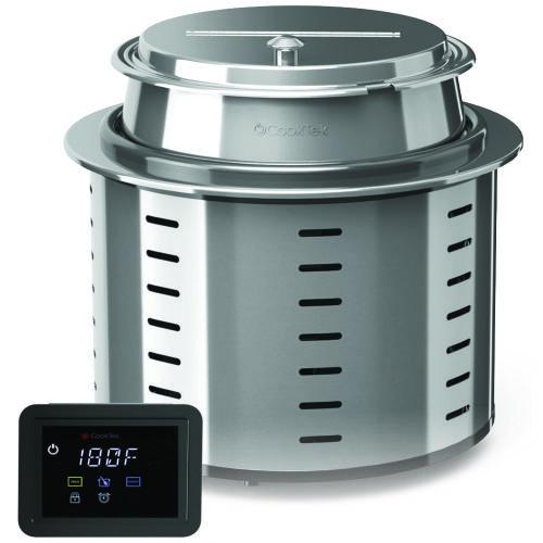 CookTek 4qt. Drop-in SinAqua Souper 679101