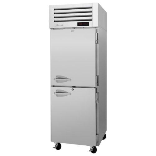 TurboAir 2 Solid Half-Doors Top Mount Heated Cabinet (208V)PRO-26-2H2(-L)