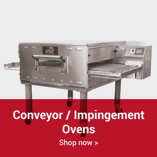 Conveyor/Impingement Ovens