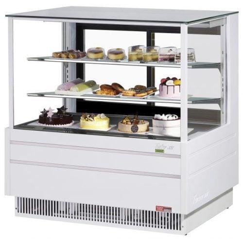 Bakery case rental