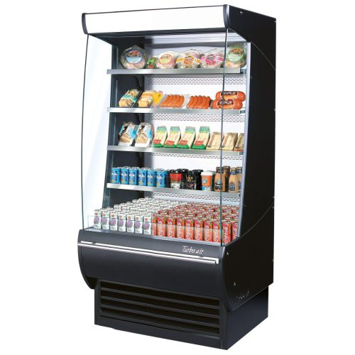 Turbo air display case for rental