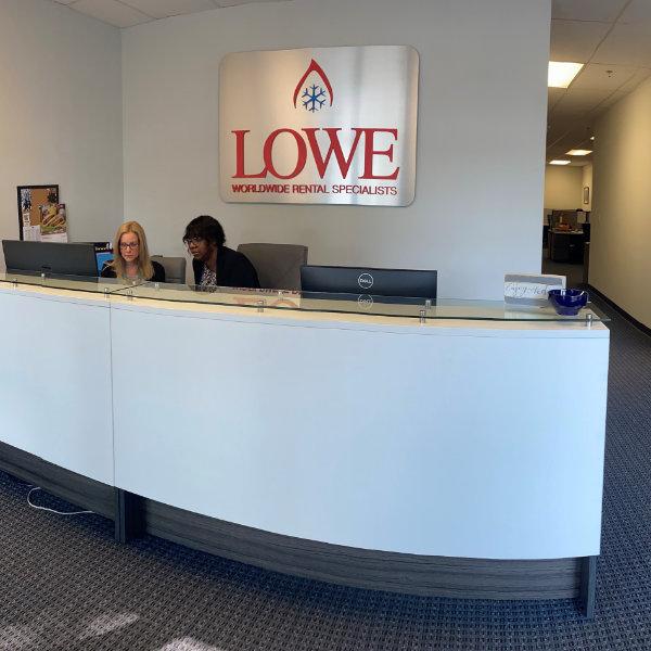 FER Lowe Offices Georgia