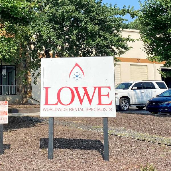 Lowe Rental Offices